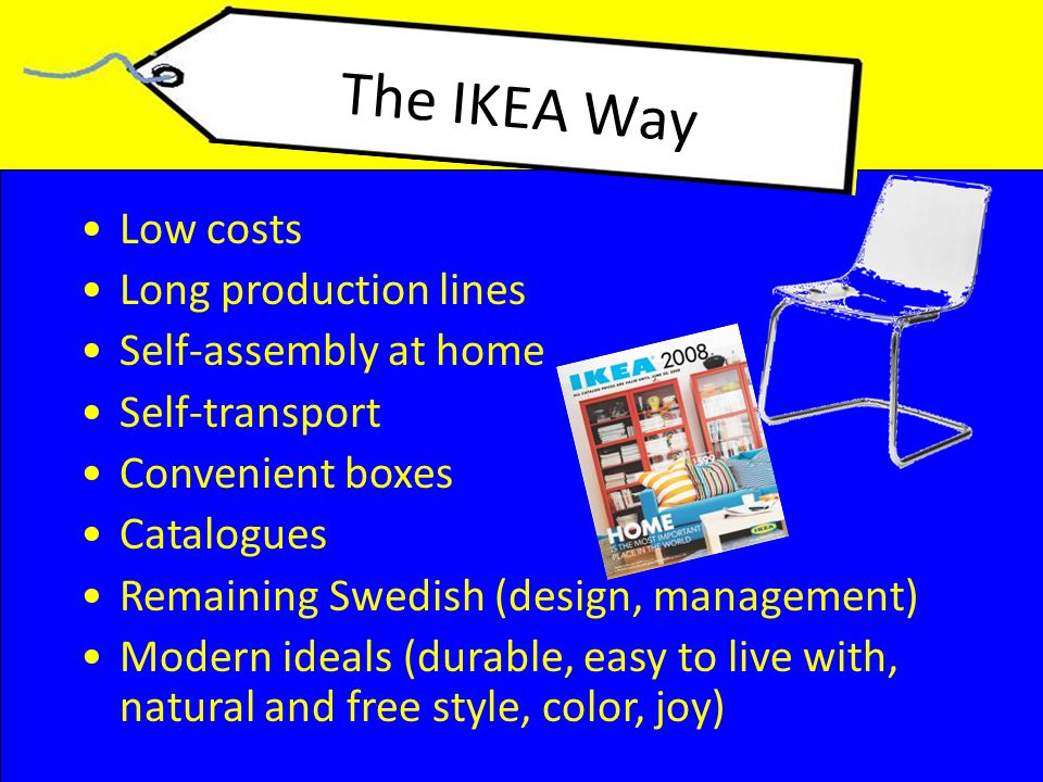 Ikea managing cultural diversity ppt download for Cost of ikea assembly service