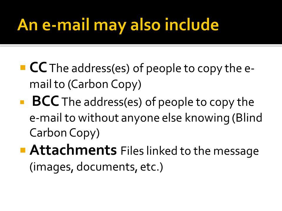 blind carbon copy übersetzung