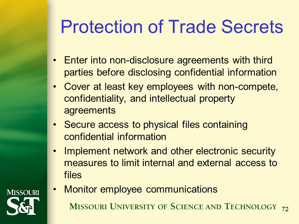 protection of trade secret Below are answers to frequently asked questions relating to protection of trade secrets in thailand ananda intellectual property has a very strong expertise in.