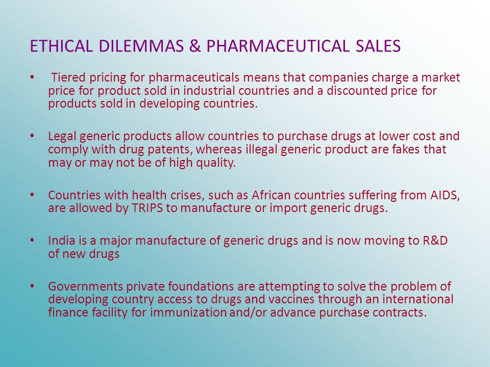 Marketing and Advertising of Pharmaceuticals