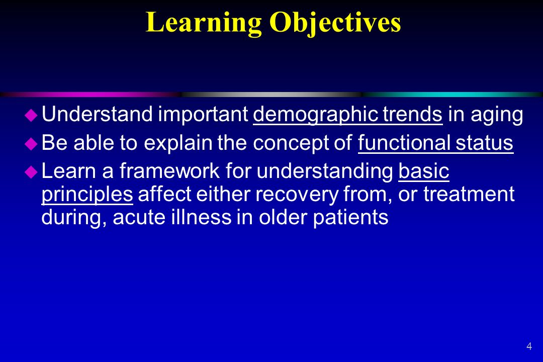 understanding the important variables in demography Better understanding of demographic data this report provides an overview of demographic data available for transportation planning, as well as a summary of current uses of demographic.