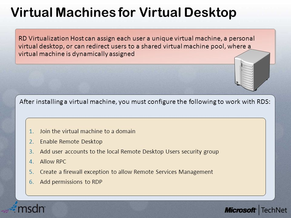 how to create a virtual desktop