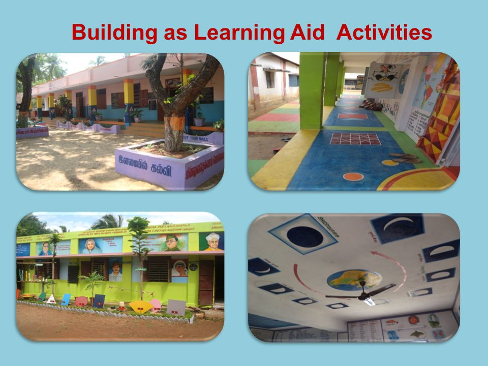 Building as Learning Aid Activities