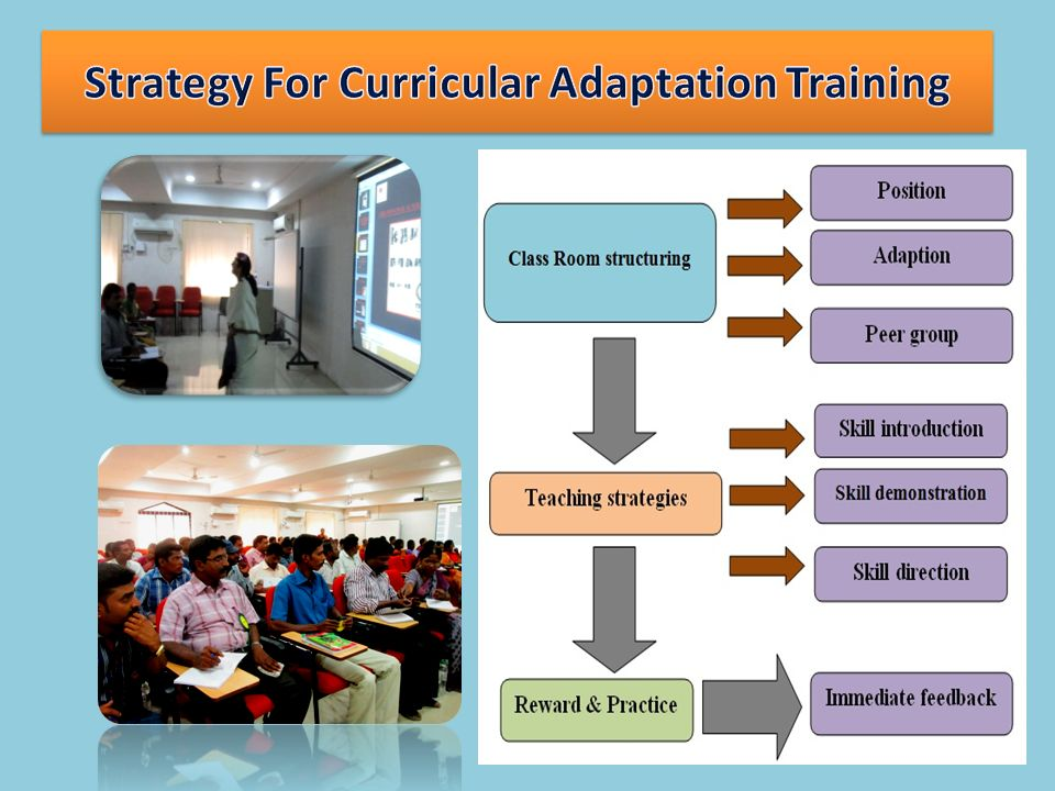 Strategy For Curricular Adaptation Training
