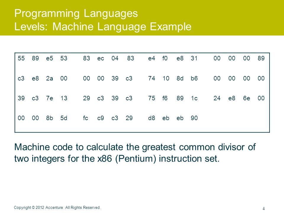 generations of programming language What is a computer since the objective of this course is to learn how to design 3gl programs it might be helpful to try to understand what is meant by some of the terms used.
