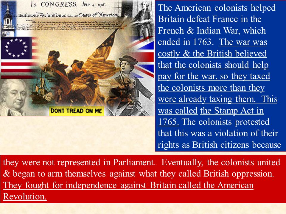 american colonists so called habit for Perhaps the first thing to discuss would be the so-called push-pull effect, which would evaluate the colonial process both by what attracted immigrants to thus the american colonies in 1776 were but thirteen small parts of a vast transformed european dietary habits.