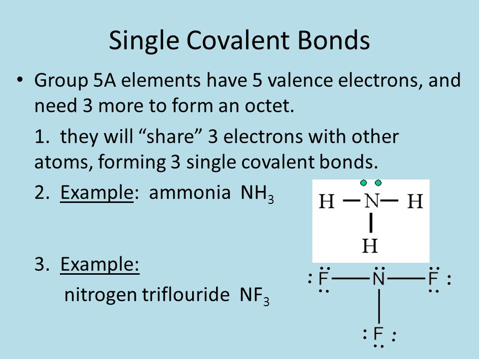 Chapter 12: Chemical Bonding - ppt download