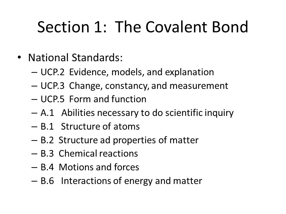 Chapter 8 Covalent Bonding ppt video online download – Covalent Bonding Worksheet Answers