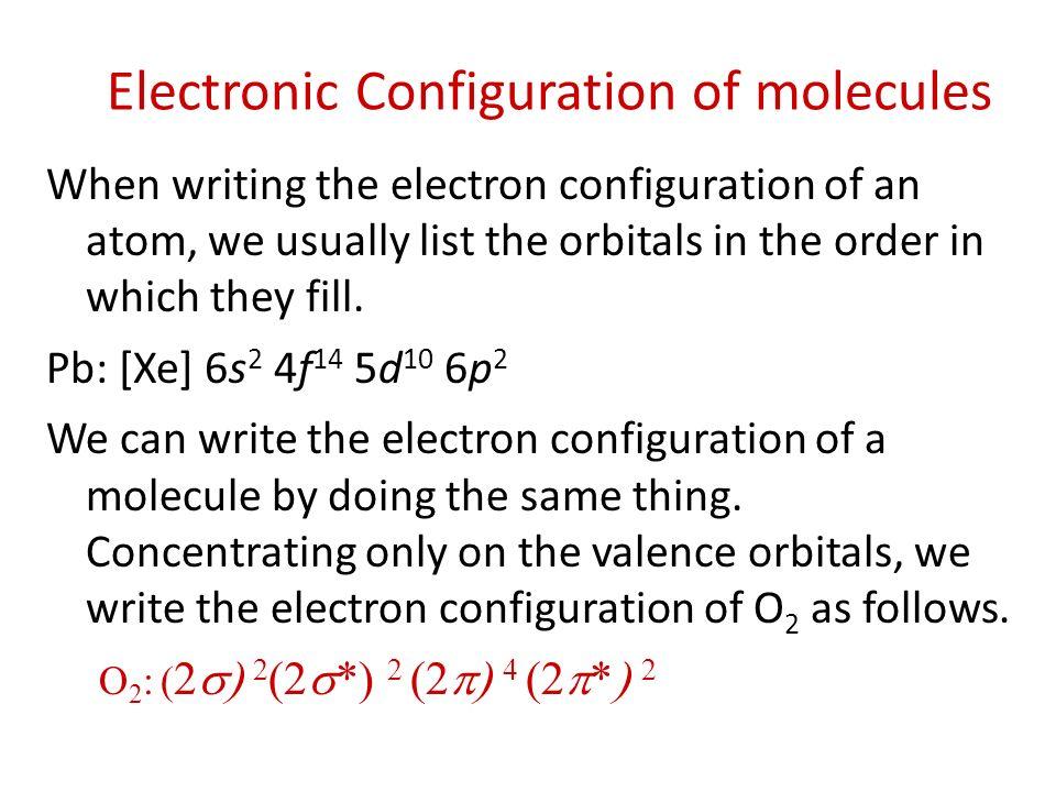 N2 Molecular Geometry Linear Valence Bond (VB) and ...