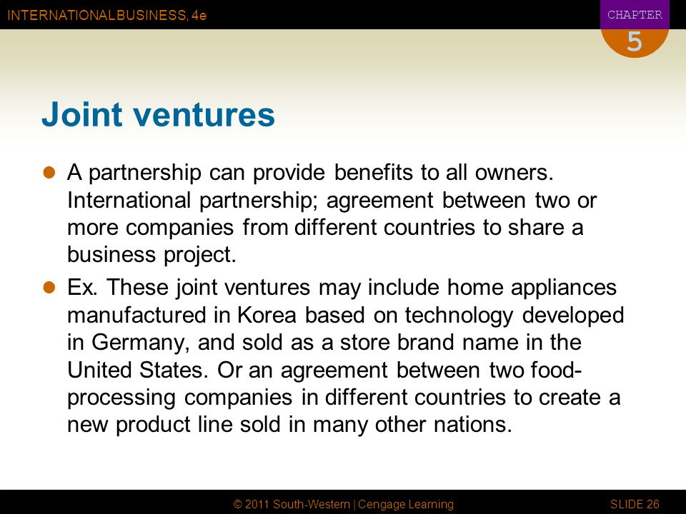 26 5 Joint Ventures A Partnership Can Provide Benefits To All Owners.  International Partnership; Agreement Between Two Or More Companies ...  Partnership Agreement Between Two Companies