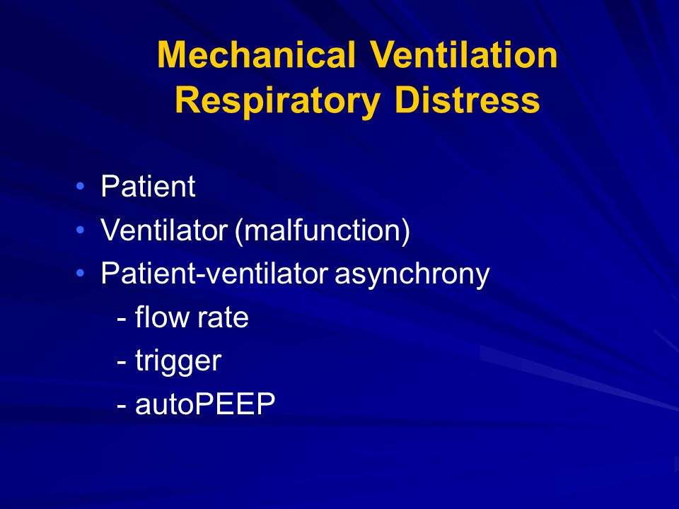 VENTILATION MECHANICAL Phunsup Wongsurakiat, MD, FCCP ...