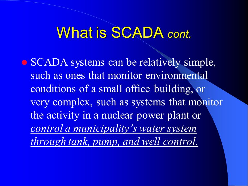 The Vannet Group Llc Scada Made Simple Ppt Video Online
