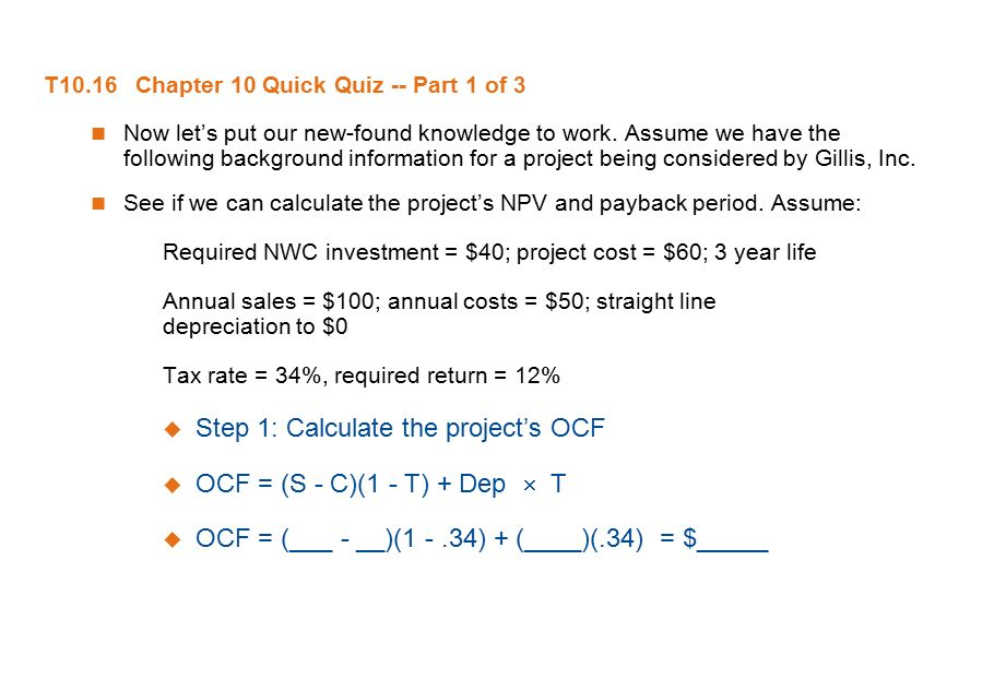 chapter 1 quick quiz Menu chapter 1 - multiple choice - principlesofaccountingcom chapters 1-4  the accounting cycle chapter 1:  chapter 1 - multiple choice home \ quizzes .