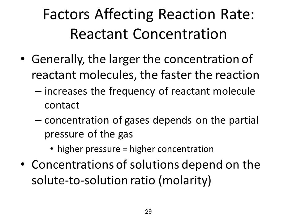 concentration affects the rate of oxygen This lab report the effect of substrate concentration on the activity of the enzyme catalase and other this gives the rate in cm3 of oxygen produced per.