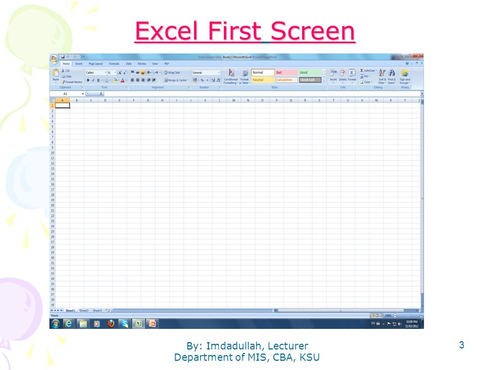 Exceed and excel system
