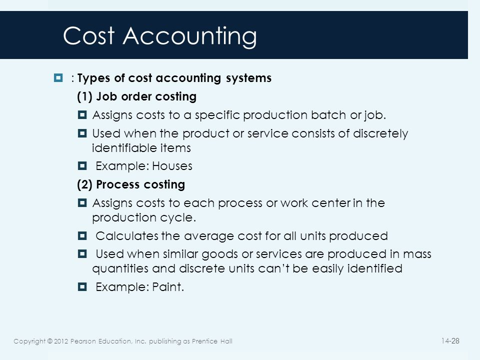 cost accounting cycle and example financial How independent restaurants handle accounting and  restaurants handle accounting and  consider preparing their financial statements on a monthly cycle.