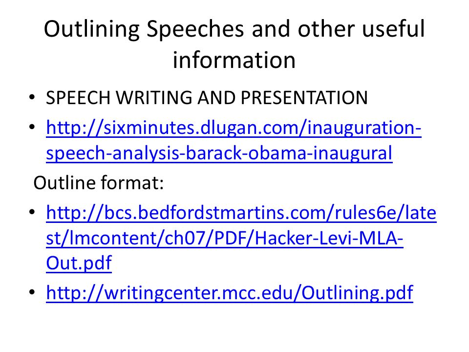 how to prepare an informative speech An informative speech is used to tell about something you're interested in or to explain how to do something how to write a speech to inform.