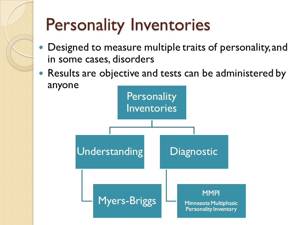 myers briggs personality inventory pdf