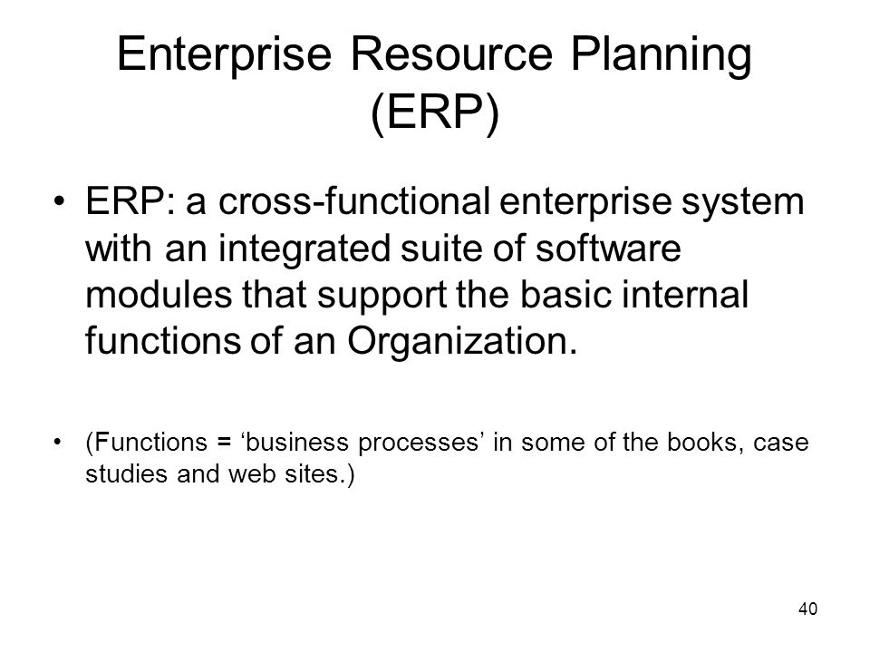 enterprise resource planning and local studies Using erp in business is crucial when you have large amounts of information that needs to be accessed on demand enterprise resource planning software works for businesses of all sizes.