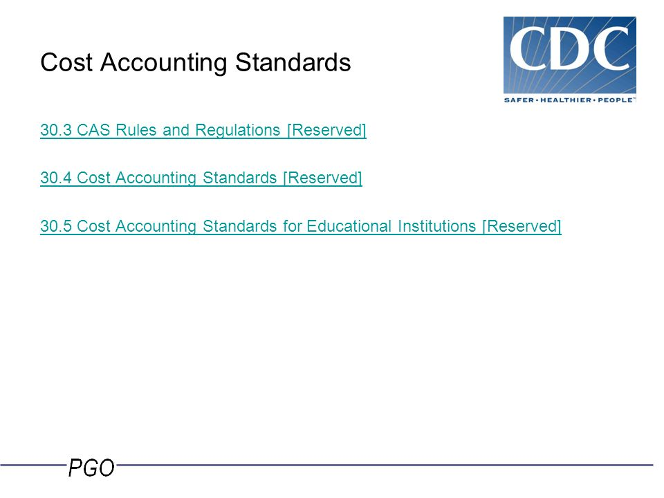 cost accounting standard Definition and explanation of standard costing: a standard cost is the predetermined cost of manufacturing a single unit or a number of product.