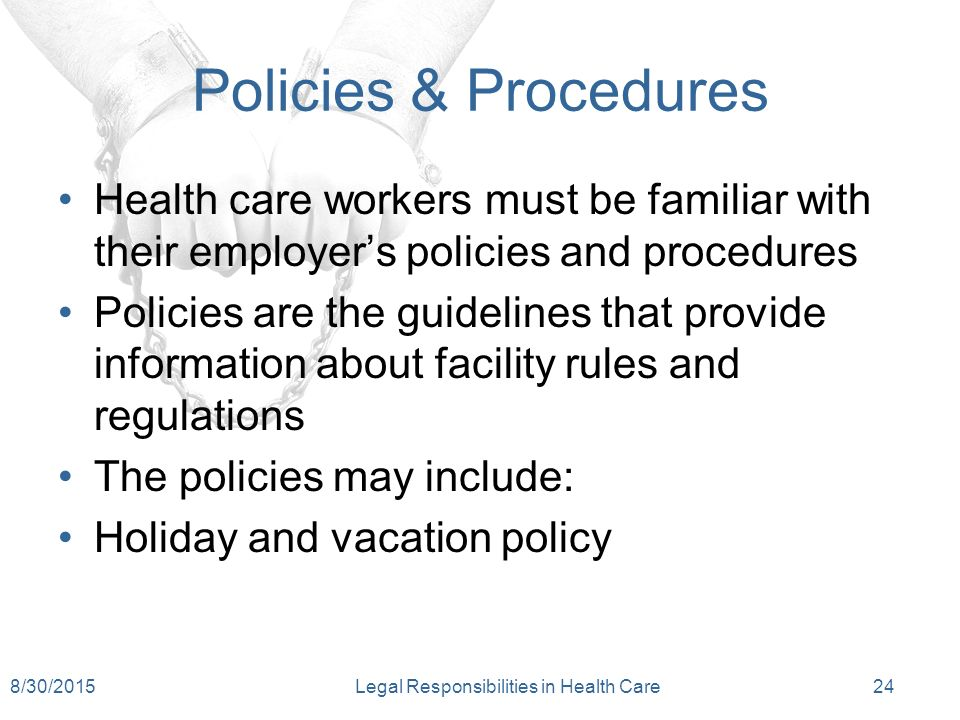 regulations for health care workers The health care worker registry lists individuals with a background check conducted pursuant to the health care worker background check act (225 ilcs 46) it shows training information for certified nursing assistants (cna) and other health care workers.
