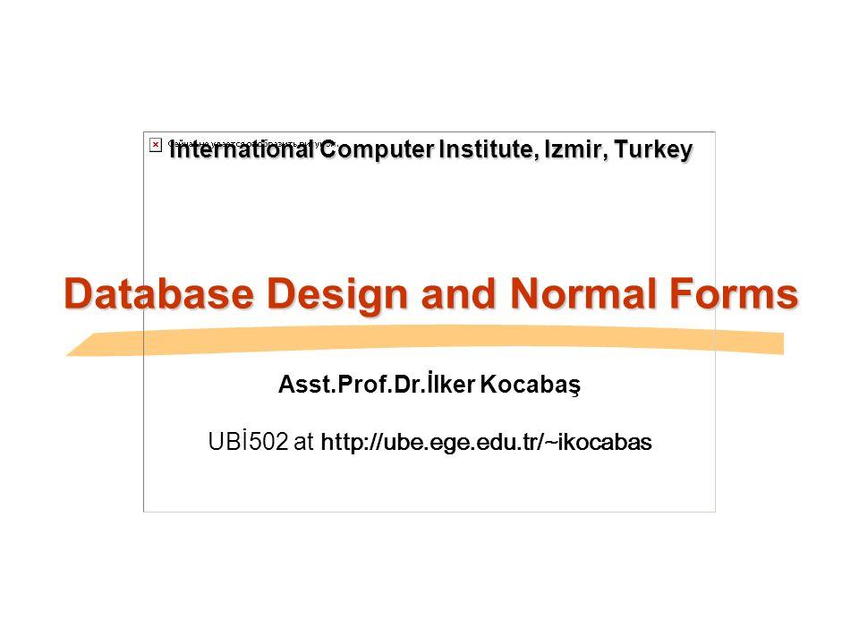 asst prof dr Ilker's web site ilker kocabaş, phd assistant professor ege university international computer institute.
