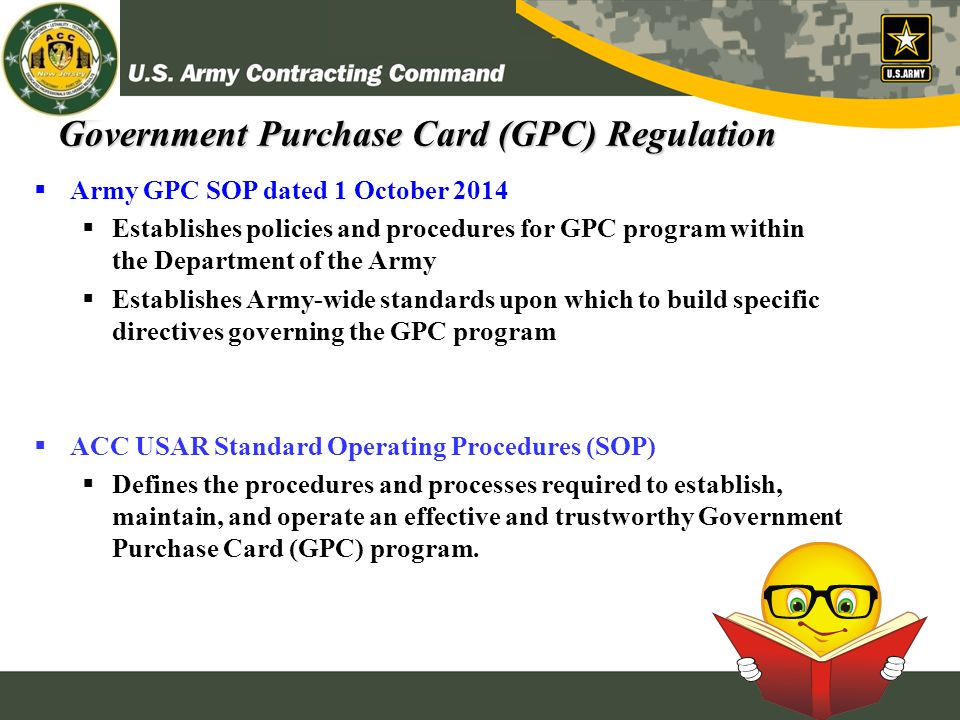 Army Contracting Command Government Purchase - ppt download