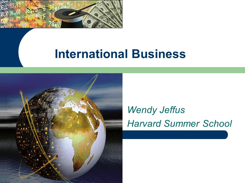 case study intro to intl business