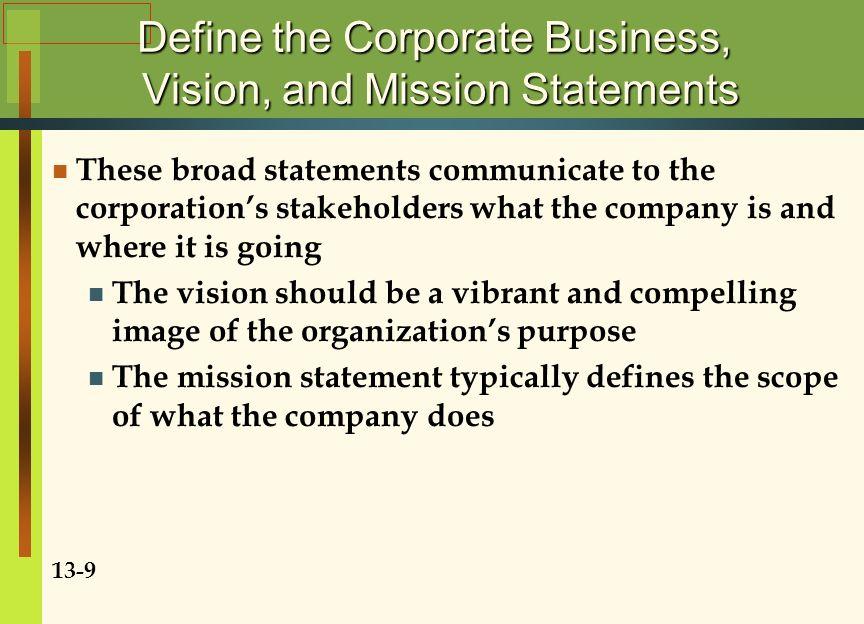 business environment and organizational purpose The importance of organizational development small business - chroncom n, george the importance of organizational development accessed may 16.