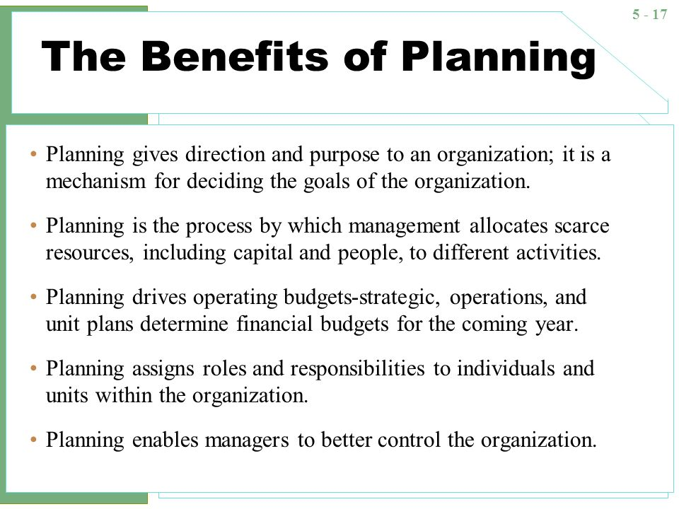 benefits of formal strategic planning will Organizational strategies to the benefit of the patients and communities they  serve what is strategic  the organization strategic planning is a discipline that  enables the board  they servethis can be done through formal research  activities.