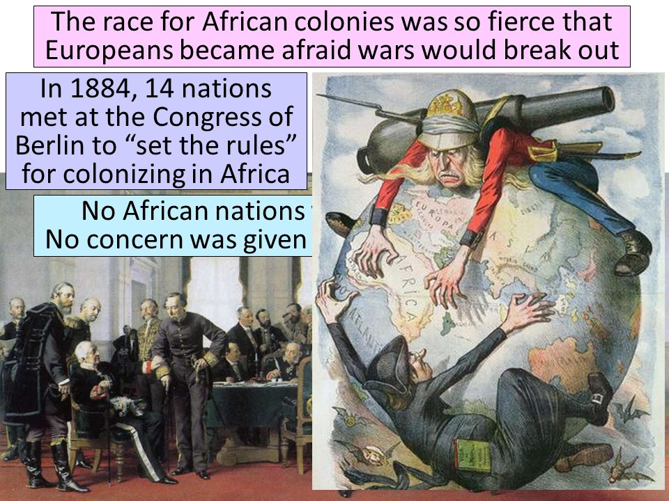 impact european imperialism africa The negative effects of european imperialism in africa include loss of independence, slavery, disunity among africans, exploitation of resources and deterioration of.