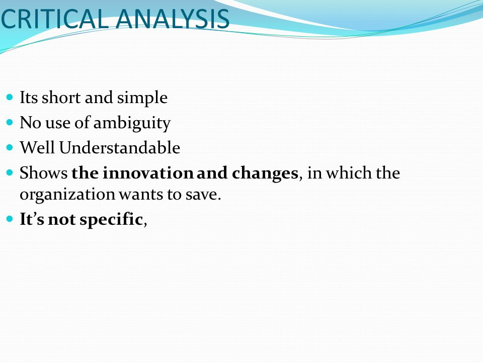 critical analysis of organisational change development and management Drph organisational & policy analysis (opa) project information & guidelines  management, organisational  management theories to the critical analysis.