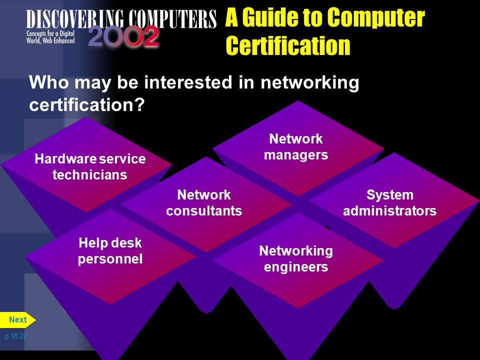 Free Professional Resume Computer Networking Certification
