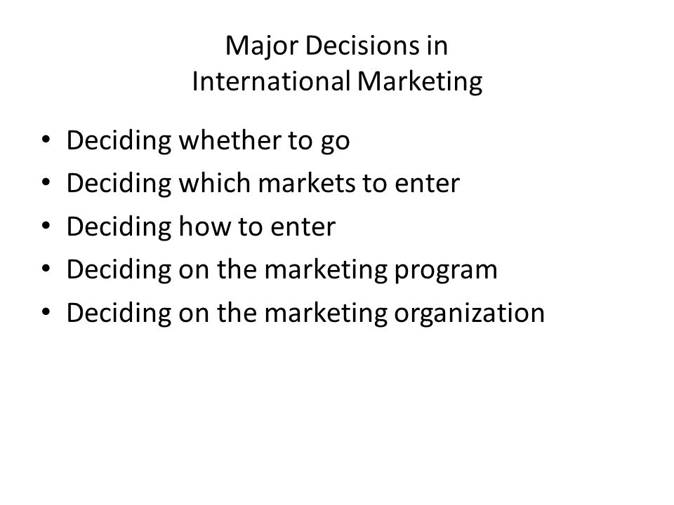 Marketing Program Examples in a Business Plan