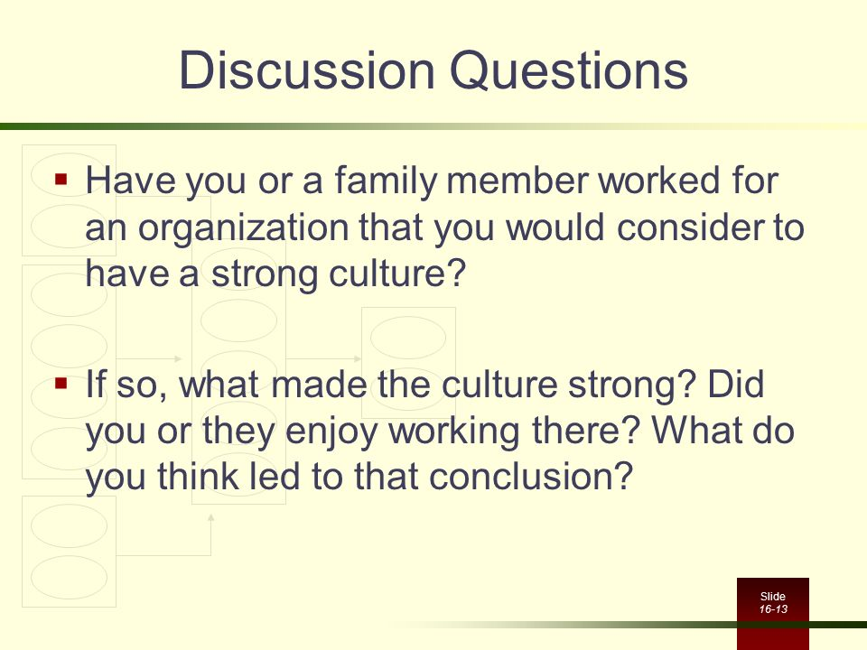 disadvantages of strong organizational culture The article discusses about advantages and disadvantages of participative  management  say in decision making means that there is a strong feeling of  association now  management calls for a change in the entire organizational  culture.