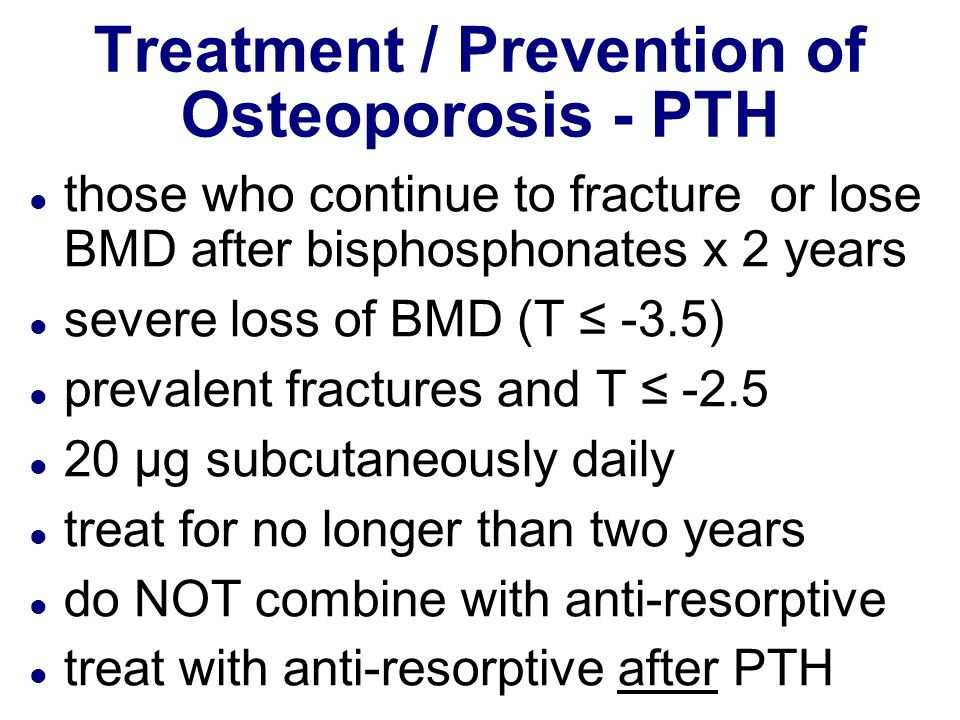 Once a Year? New Approaches to Osteoporosis Treatment ...