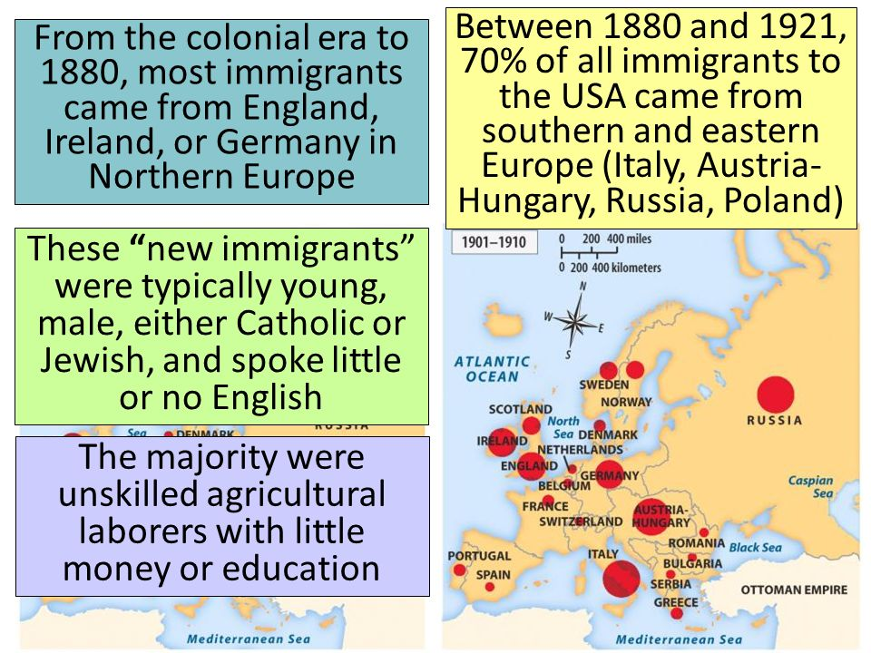 the effect of russian immigration on Home collections encyclopedia eastern european immigrants in the united states and cultural impact of their migration kuznets, simon immigration of russian jews to the us: background and structure.