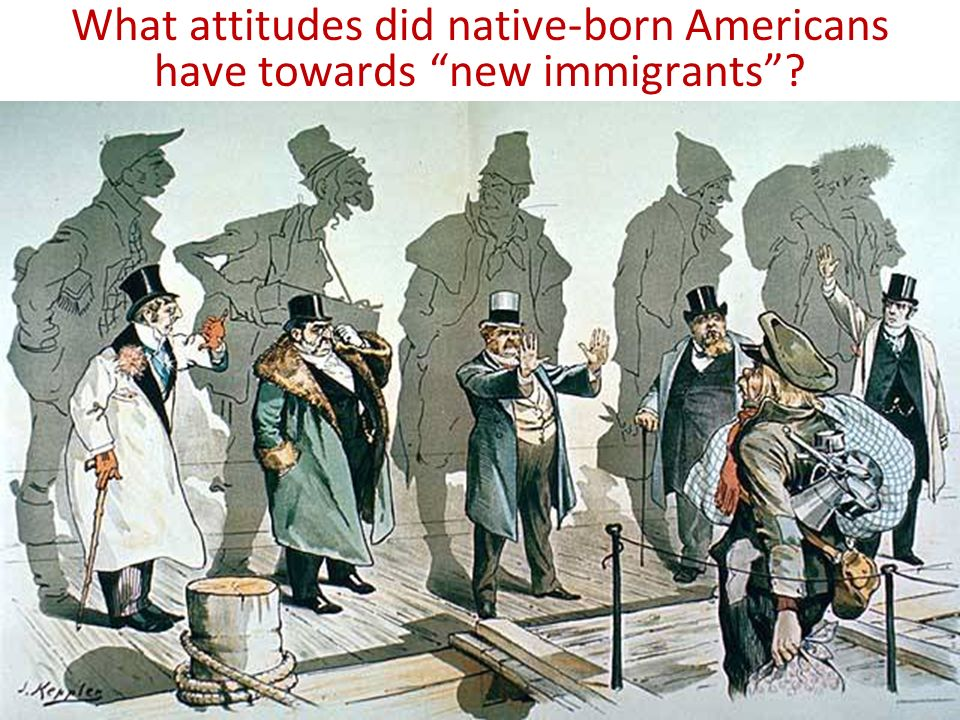 far and away immigration during the gilded age in america Immigrants come to america during the gilded age essay  immigrants were  excited to come to america and were pushed from their home countries   leading to an explosive industrial revolution far beyond what people had  expected.
