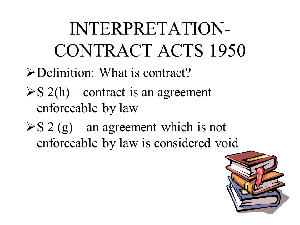 Contract law lecture ppt video online download interpretation contract acts 1950 platinumwayz