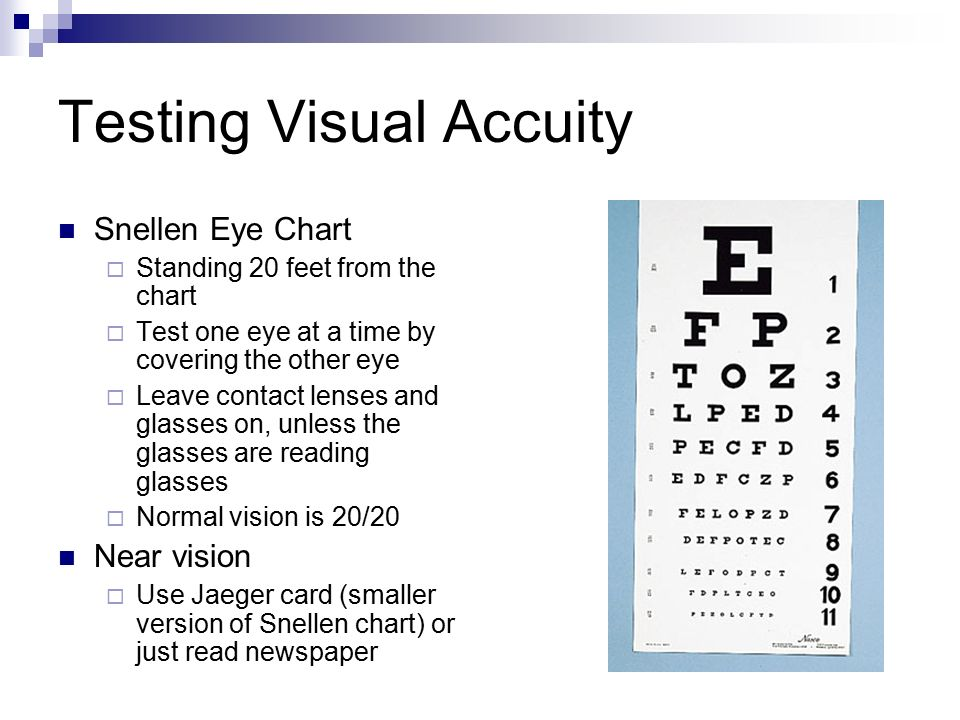 Online Vision Test Reading Glasses - Bitterroot Public Library
