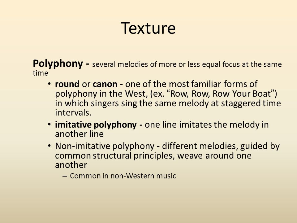 Musical Elements Rhythm Pitch and Melody Form - ppt video online ...