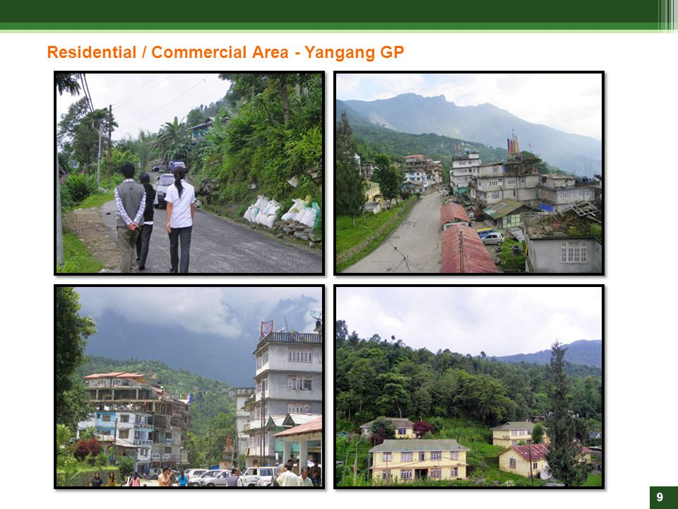Residential / Commercial Area - Yangang GP