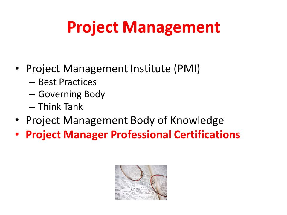 project managment institute The institute of project management occupies a unique position as ireland's premier certification authority it is globally recognised as ireland's leading provider of project management certification, training and education services with centres in dublin, cork, galway, limerick and waterford learn about certification options.