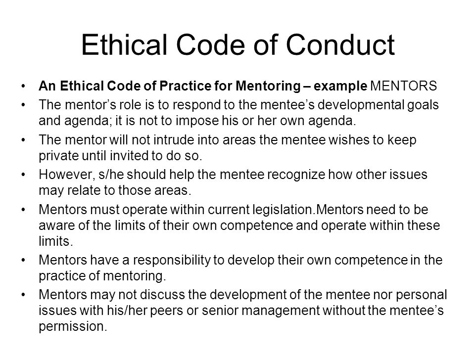 an ethical code for everybody in In this lesson, we explore ethical dilemmas that face normal people around the world, in all walks of life each example features individuals who followed the guidance of their own moral code, often risking personal injury.