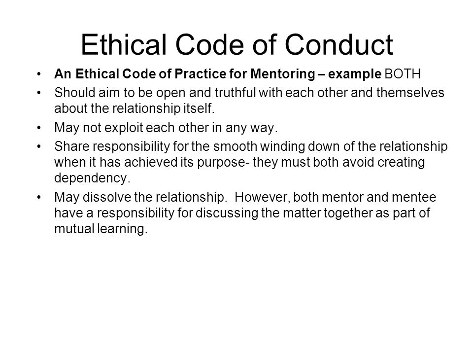 ethical code of conduct Council approved the new code of ethics (also available in a booklet version) and declaration of commitment at their december 2015 meeting it is schedule a of by-law.