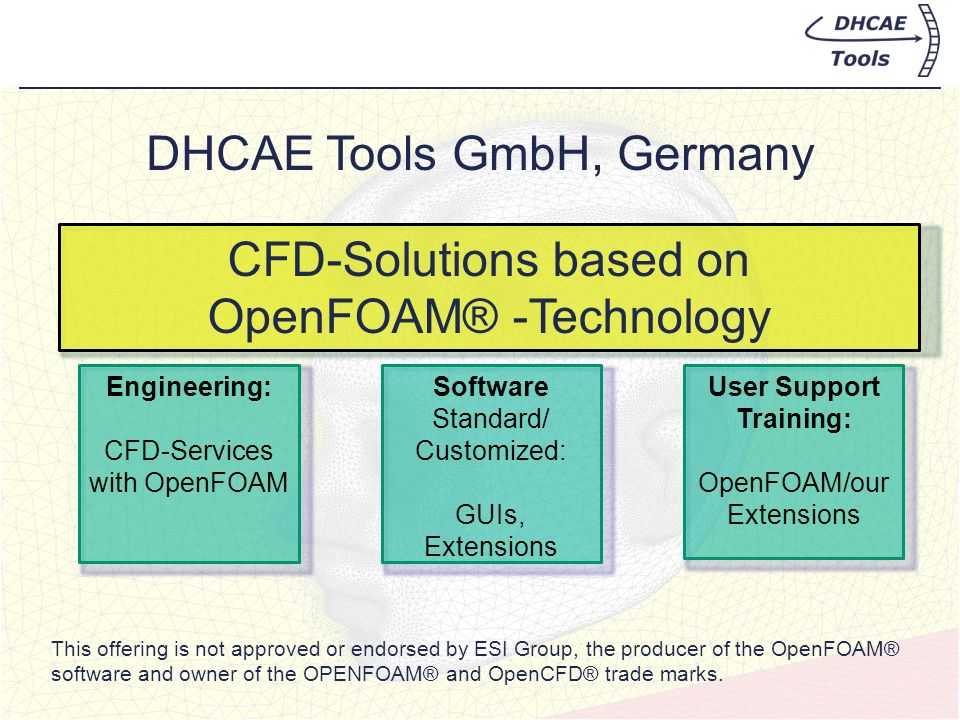 DHCAE Tools GmbH, Germany