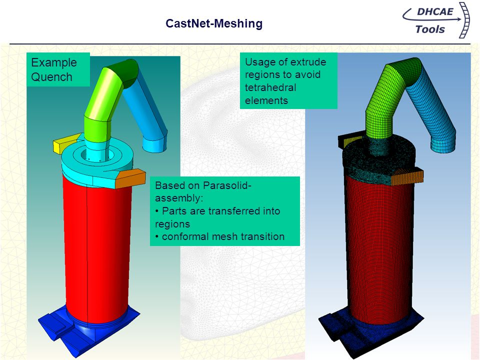 CastNet-Meshing ExampleQuench