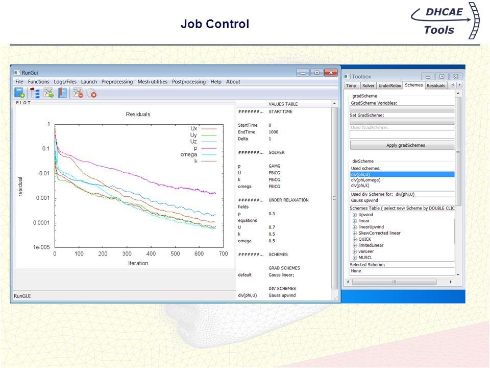 Job Control
