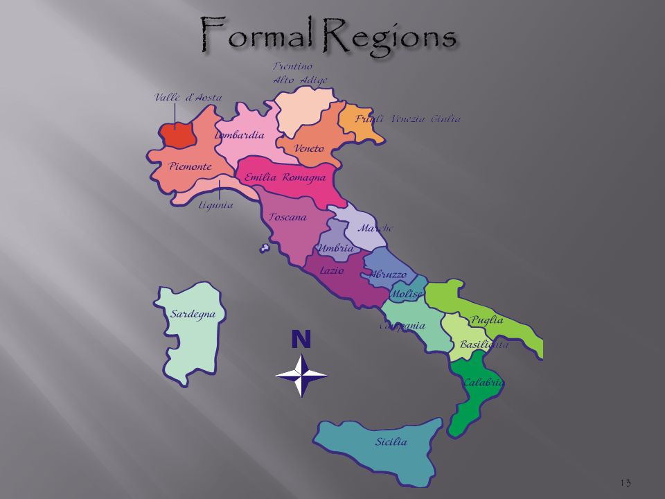 formal region of australia Regions there are three different types of regions: formal regions are those that are designated by official boundaries, such as cities, states, counties, and countries.