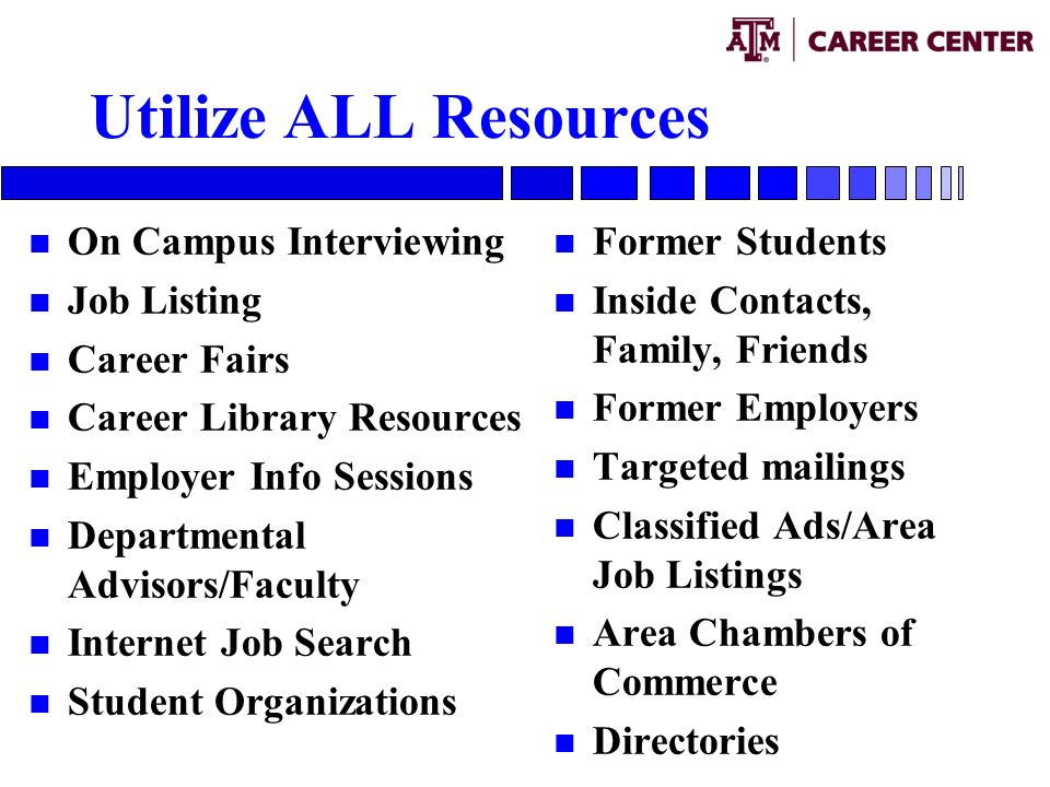 Ipfw Career Services Resume